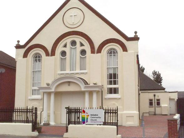 Inclusive Community Church, Bournemouth.