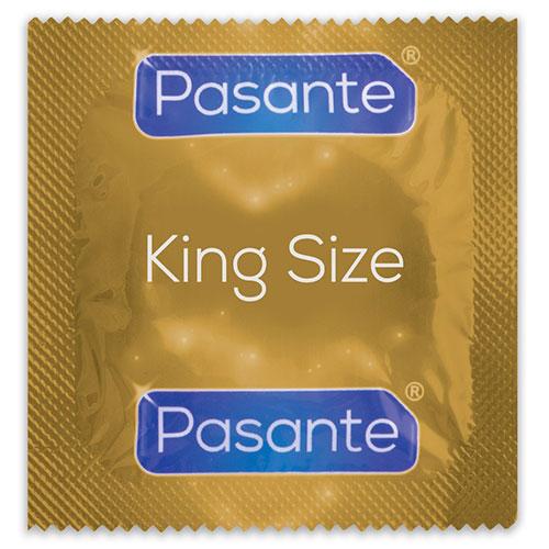 King size condoms.