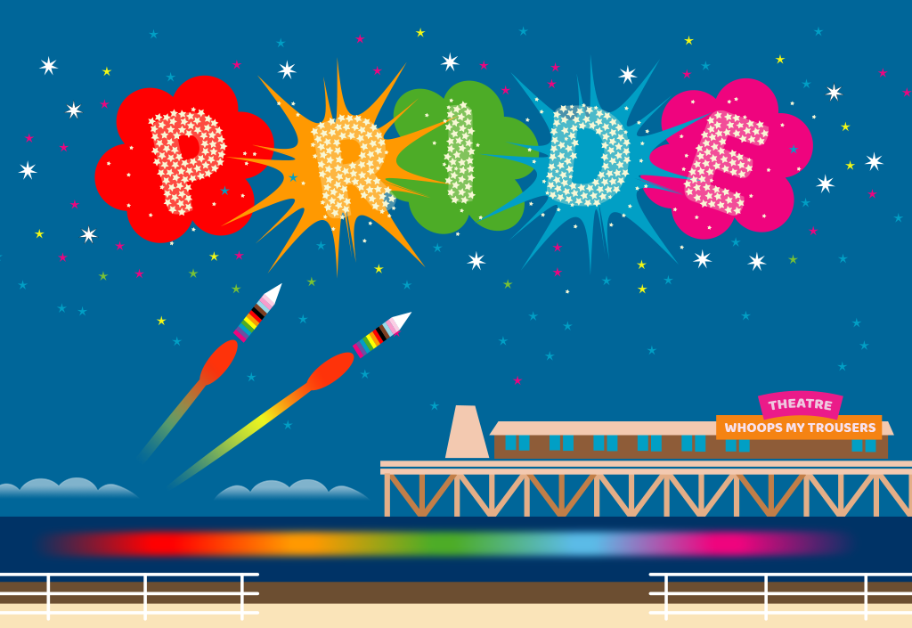 Bournemouth is host to Bourne Free, the annual LGBTQIA+ festival.