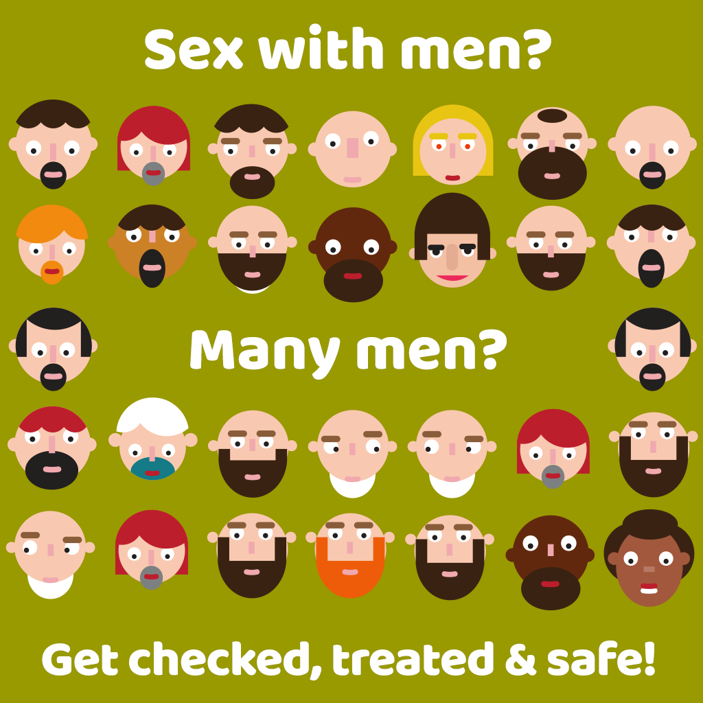 As one of the busiest towns in the UK for Sexually Transmitted Infections we provide a bespoke sexual health screening service exclusively for Men who have sex with Men.